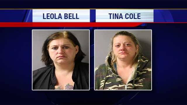 Thirty-five-year-old Leola Bell and 40-year-old Tina Cole pleaded not guilty on Friday to attempted first-degree murder and first-degree arson charges.
