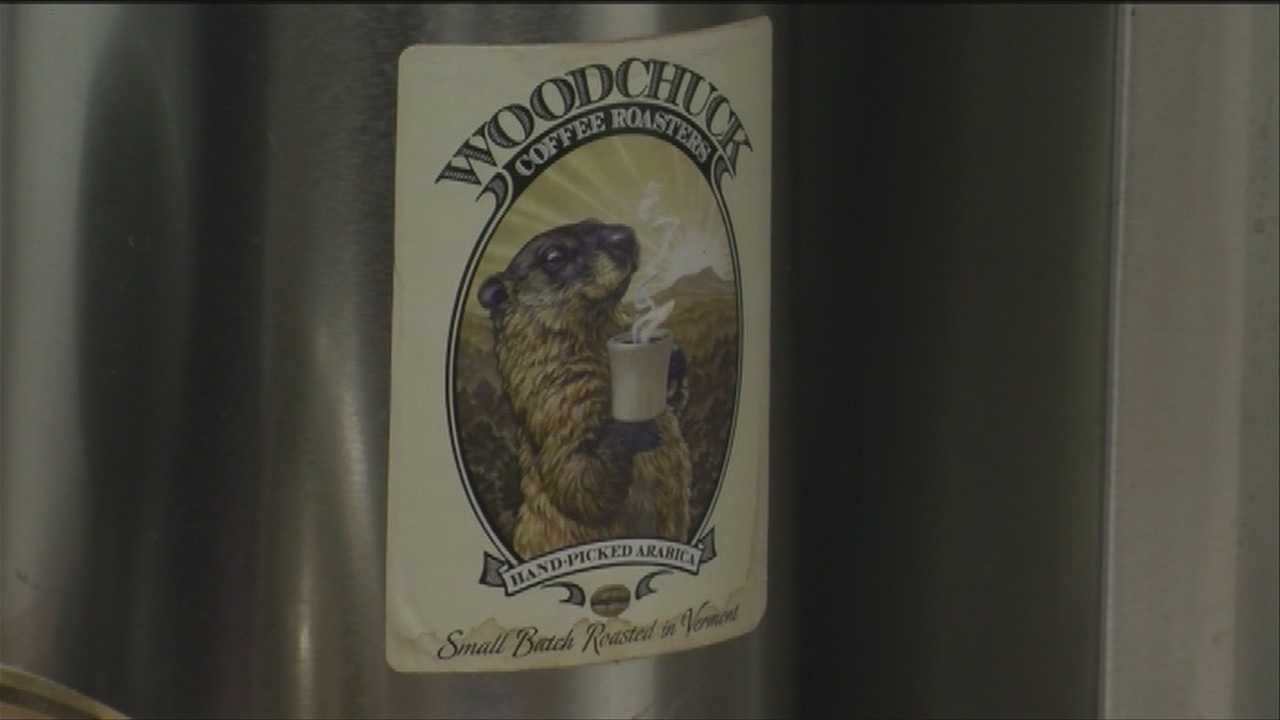 The Vermont Hard Cider Company is suing a South Burlington coffee company for its name and logo. Both businesses use woodchucks in their branding.