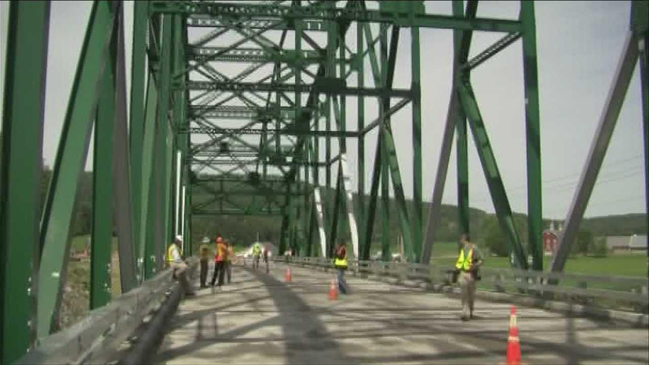 Historic landmark widened for safety