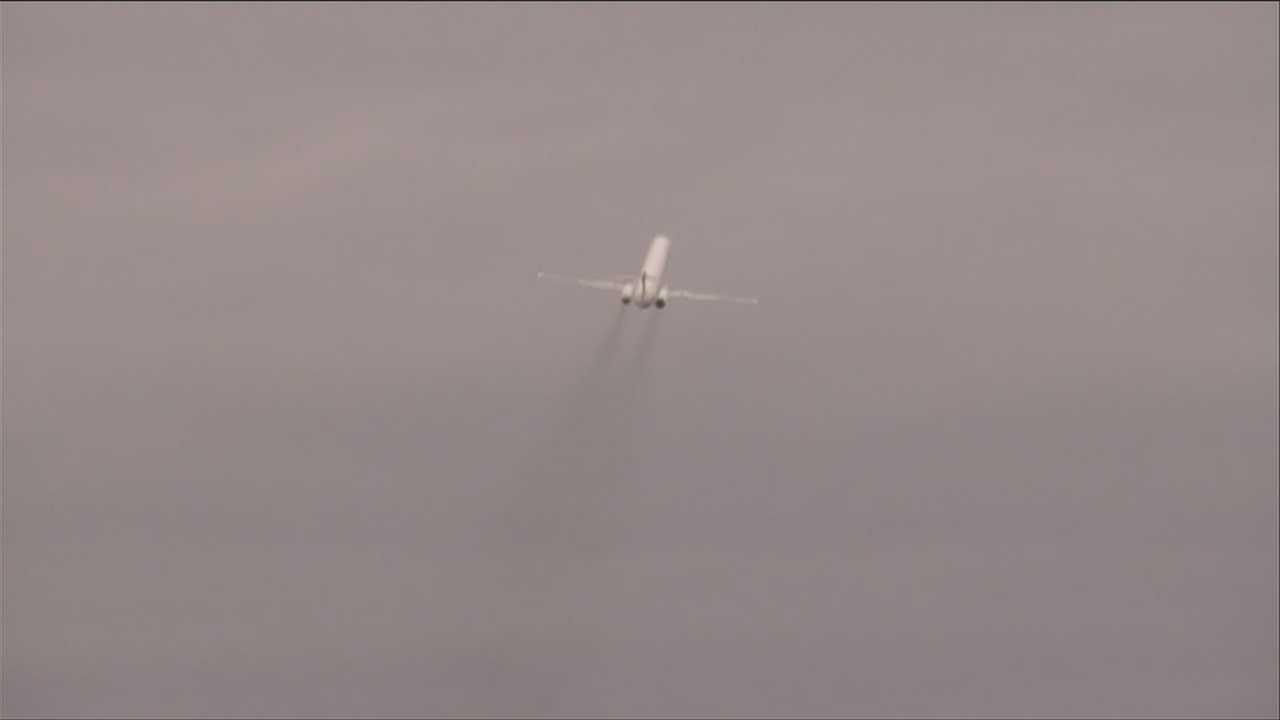 City officials kick off first flight