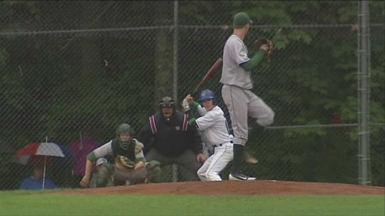 The Colchester lakers host baseball, softball, and boy's lacrosse playoff games.