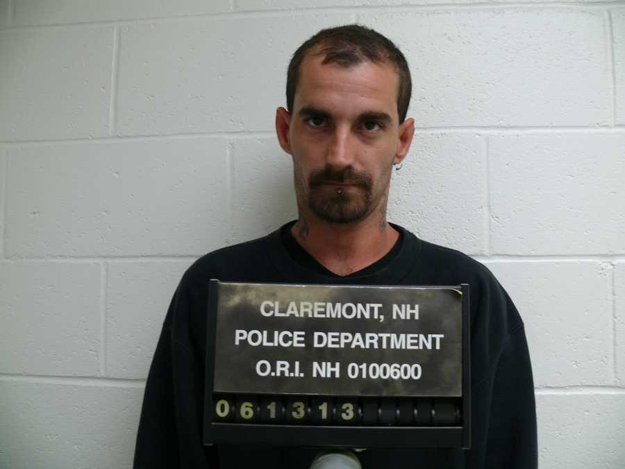 Douglas A DesiletsBorn September of 1982Of Claremont, NHCharges: Felony Sale of Controlled Drug x 1Bail: $10,000 personal recognizance bail with special conditions
