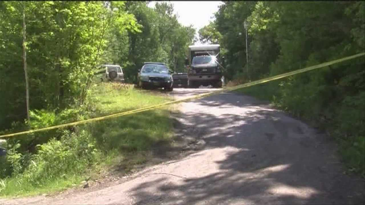 Vermont State police say a New York man is dead after a shooting and stabbing at a home in Danby.