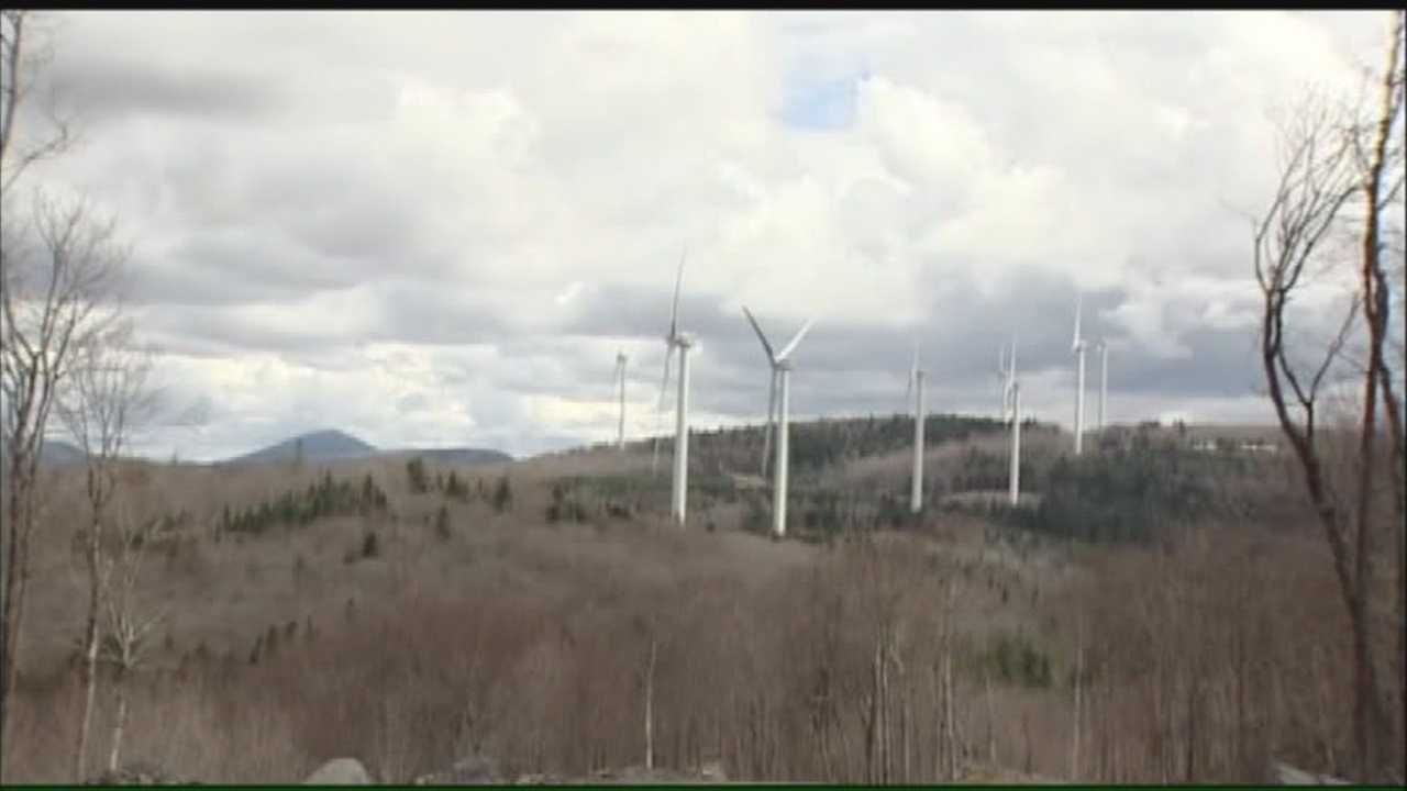 Green Mountain Power is seeking a permit allowing them to kill seven endangered bats at its Lowell Wind site each year.