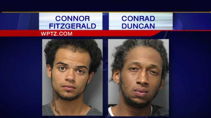 06-17-13 Police: Men plotted to steal pounds of marijuana - img