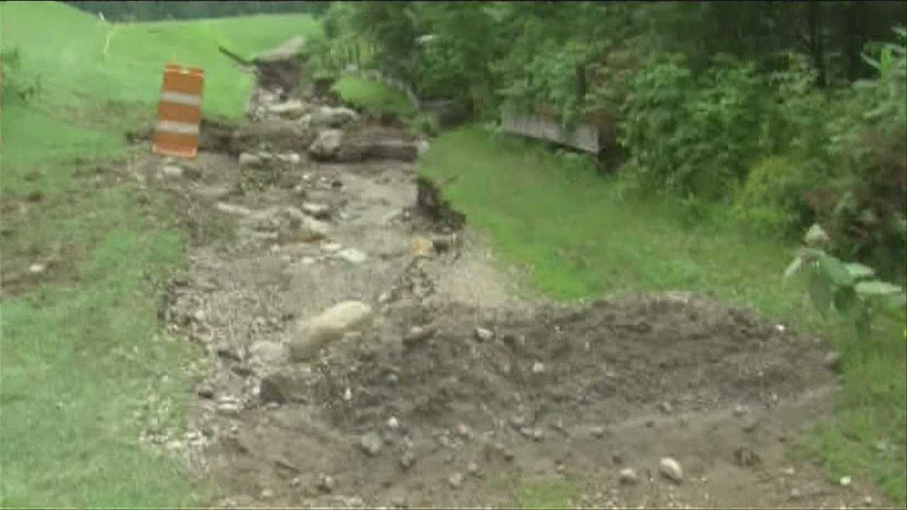Golf course refuses to let flood-damaged ruin their game