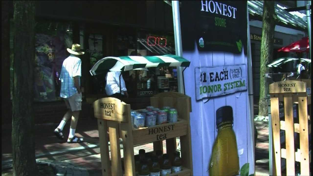 Honest Tea beverage company conducts nationwide social experiment, including Burlington