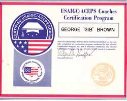 I have been active in gymnastics for over 30 years as an athlete and a USGS certified coach as well as co-owner of a Gymnastics School for over 10 years.