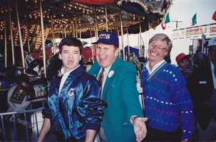 I was privileged to work with Willard Scott (Iconic NBC Weatherman) with Tom Messner at the Champlain Valley Fair in the early 1990s.