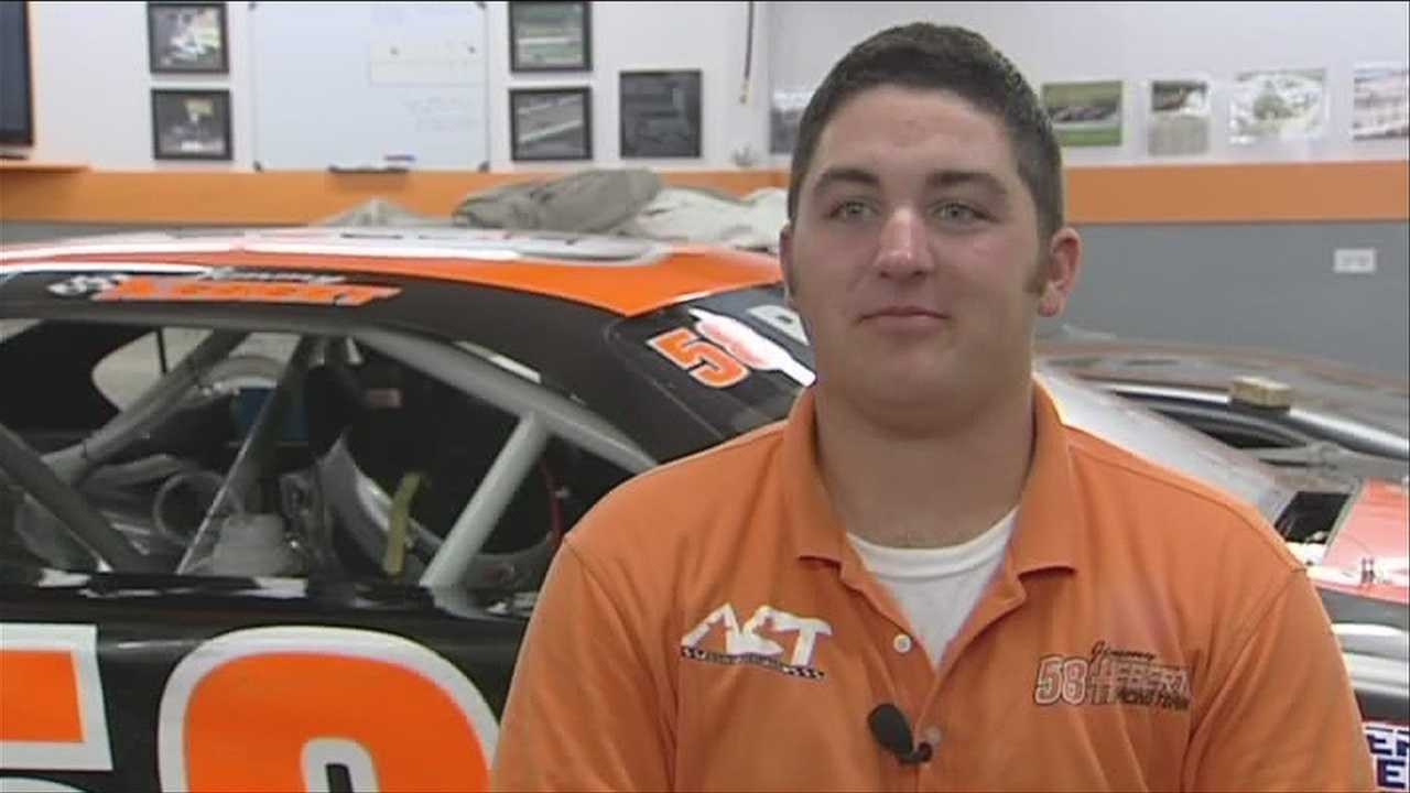 2012 ACT rookie of the year, Jimmy Hebert previewed for this weekend's ACT race.
