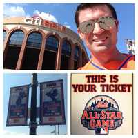 And Ken most recently attended his first MLB All-Star game at Citi Field in Queens.