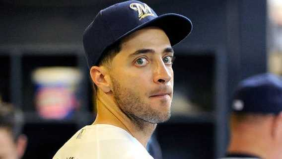 Milwaukee Brewer Ryan Braun