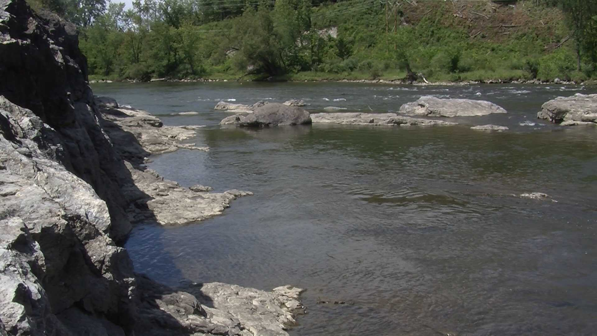 At least 500,000 gallons of partially untreated sewage water ended up in the Winooski River over the weekend -- and there's been dozens of spills like this before.