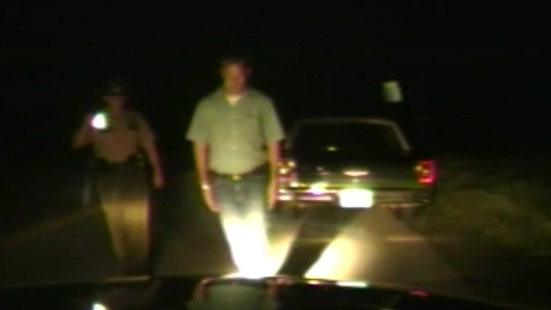 Lawyer releases video of deputy chief's traffic stop - img