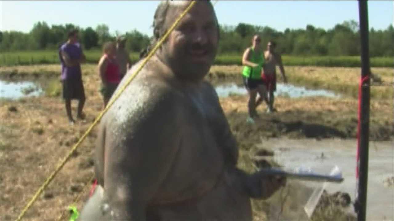 Mud volleyball tournament raises money for Epilepsy Foundation