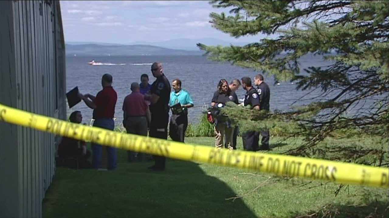 Police say Gregory Peruzzi drowned