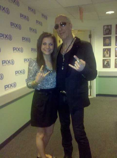 But I did get to meet Dee Snider from Twisted Sister.