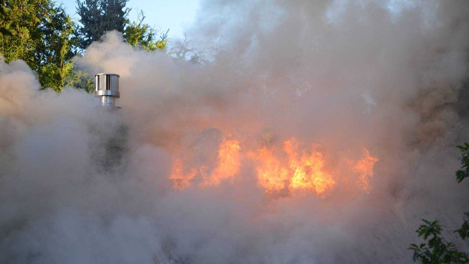 Fire at 1306 Stagecoach Road, Morristown, Vermont