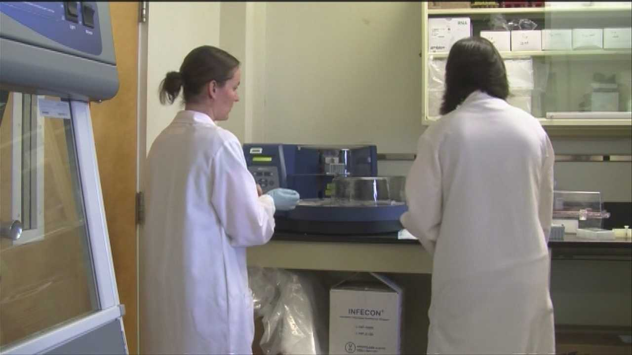 A new mosquito-testing device in a Vermont Health Department Lab is up and running. Officials are hoping it'll help keep deadly mosquito-borne illnesses at ba