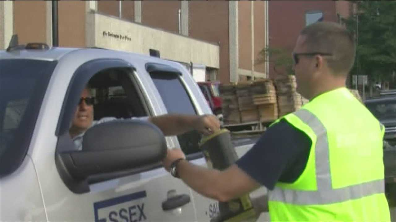 Department holds annual Fill the Boot fundraiser