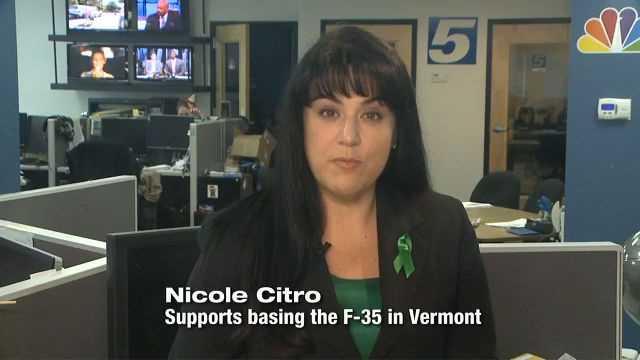 Nicole Citro presents a case for the F-35 - img