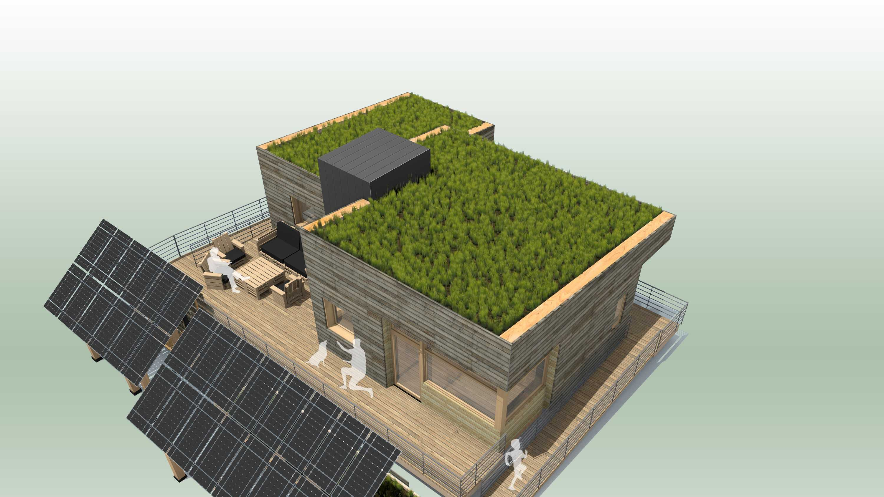 Middlebury's InSite solar home design