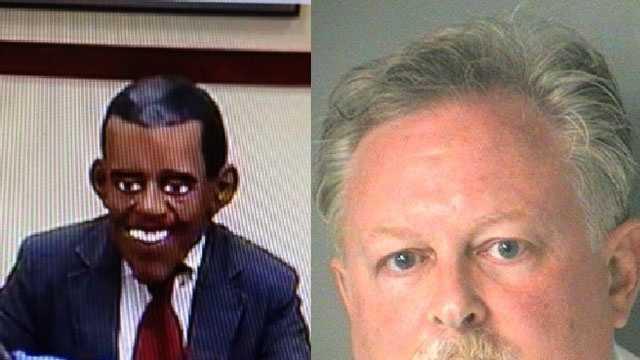 Obama bank robber, John Griffin