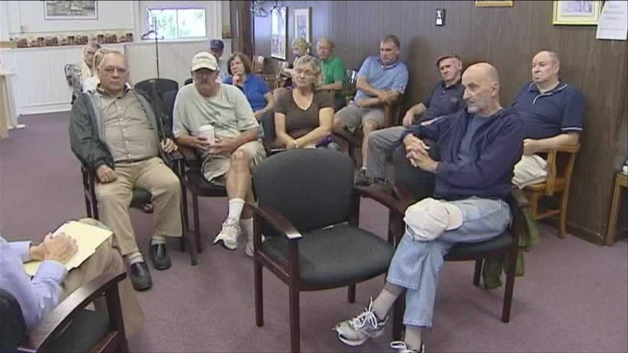 Local officials held info session for neighbors