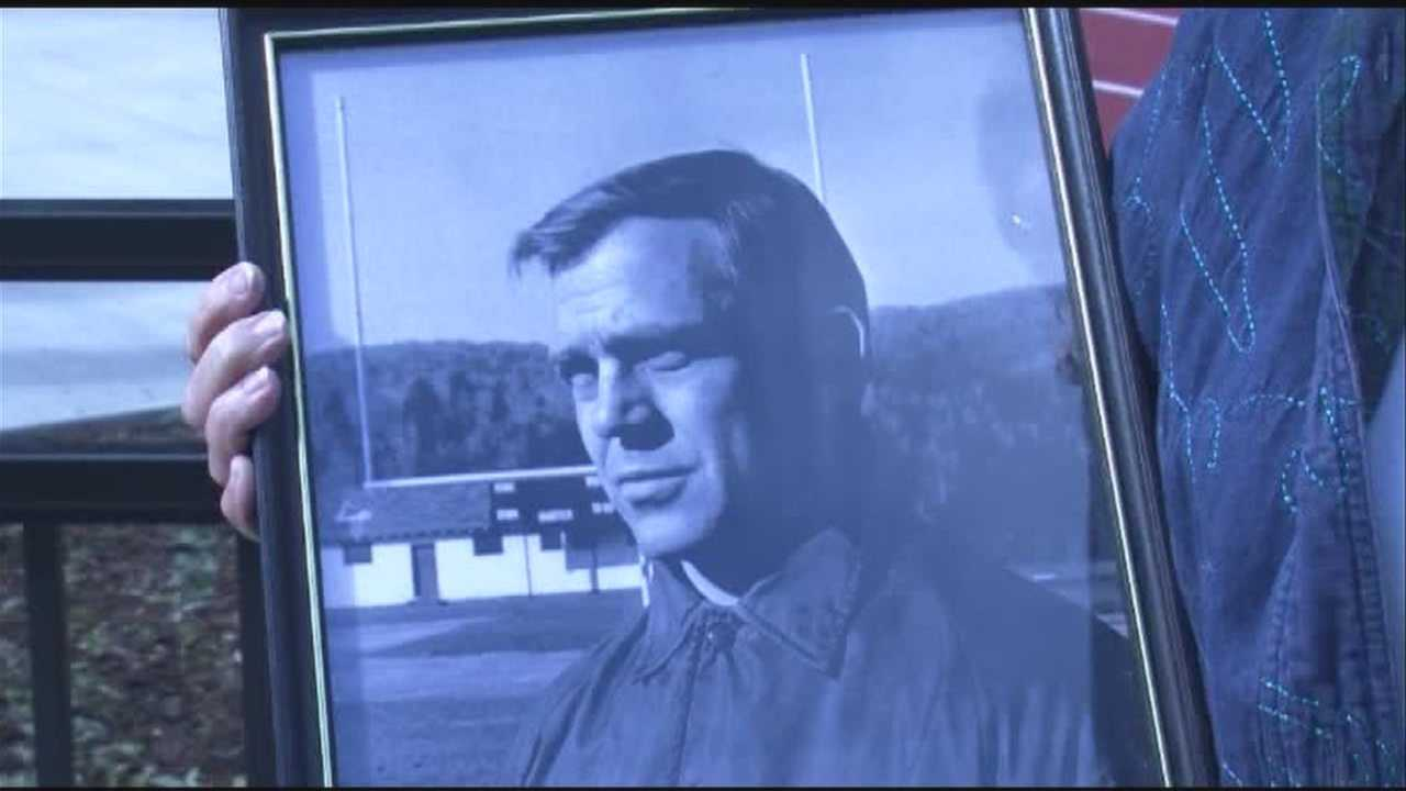 University remembers longtime football coach and athletic director