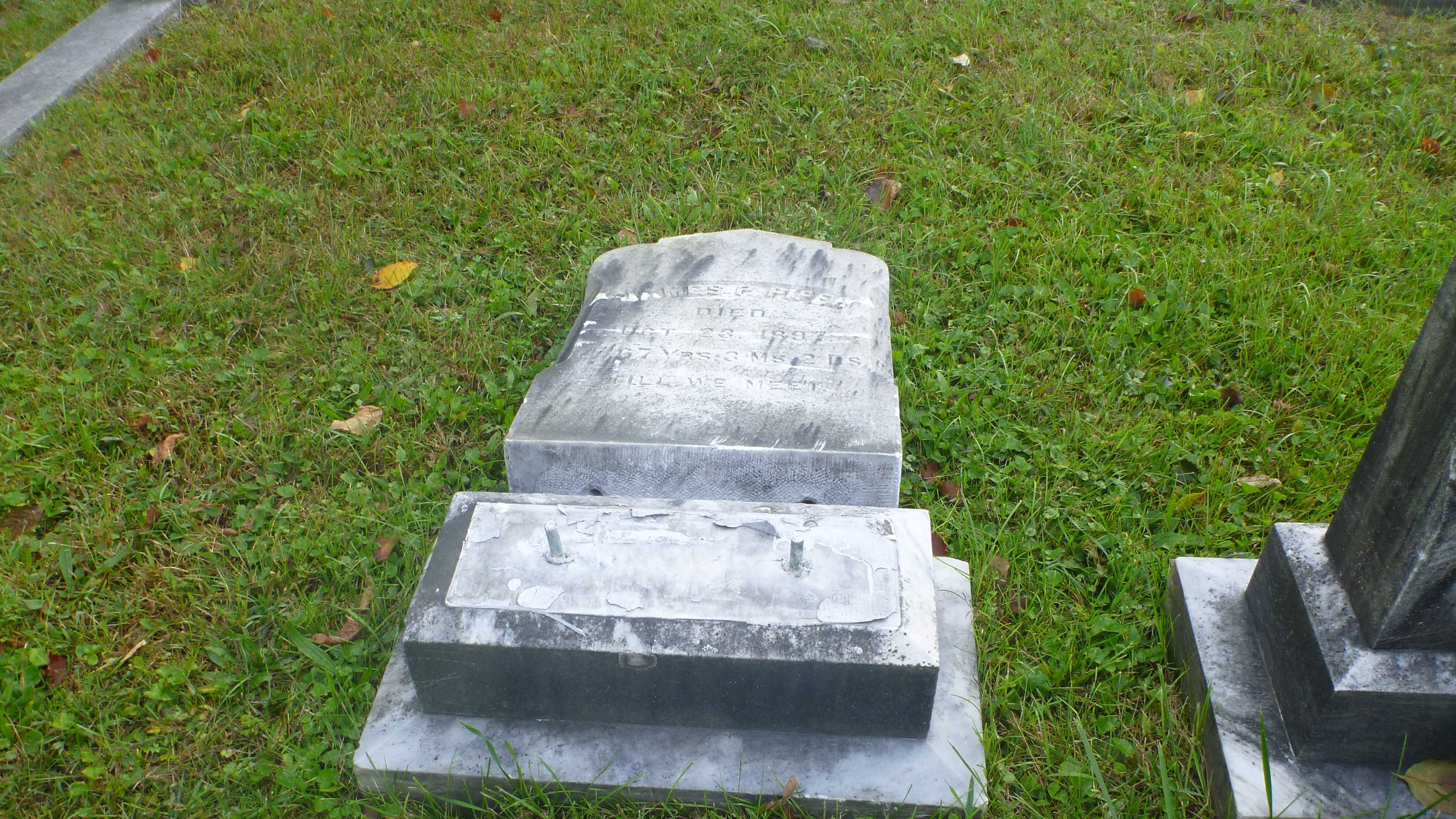 09-16 Vandals target cemetery, again  img (2)