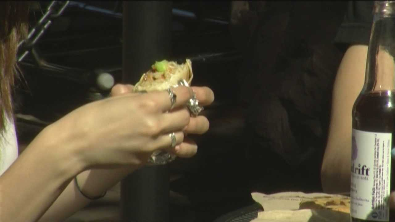 A local nonprofit hopes diners will donate a few bucks for a free burrito.