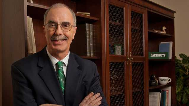 Dartmouth College President Phil Hanlon