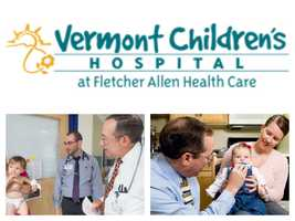 While I do many different things in my role as chief of our Vermont Children's Hospital at Fletcher Allen Health Care and chair of the Pediatrics Department at UVM, my professional passion is taking care of children which I now do on our inpatient floor—although I also see patients in the outpatient and emergency setting.