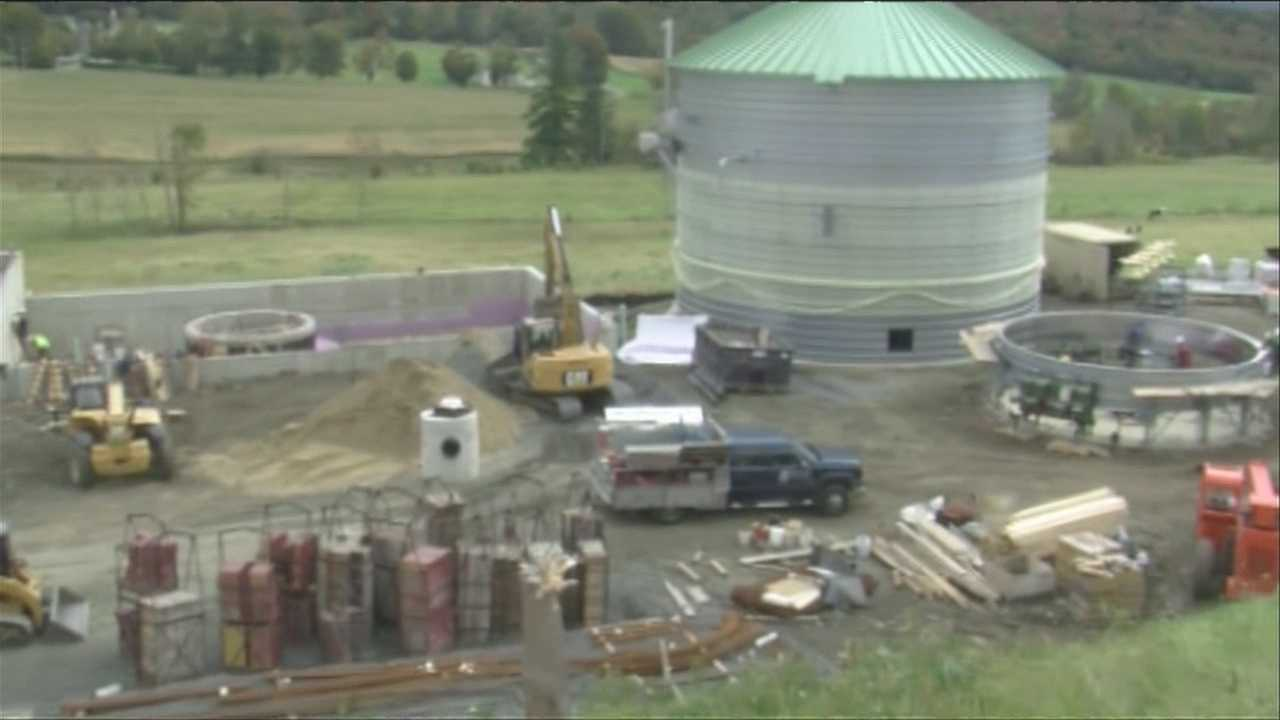 Institute installing first community anaerobic digester in state