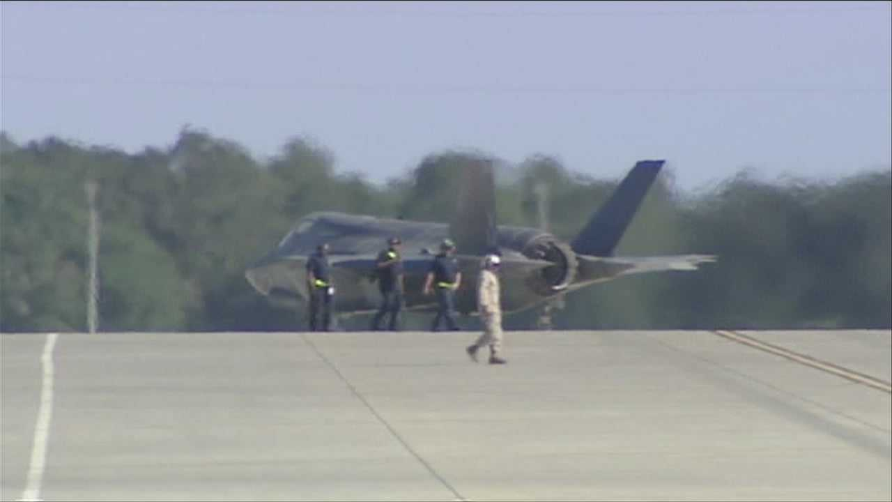 Opponents discuss what's next in F-35 fight