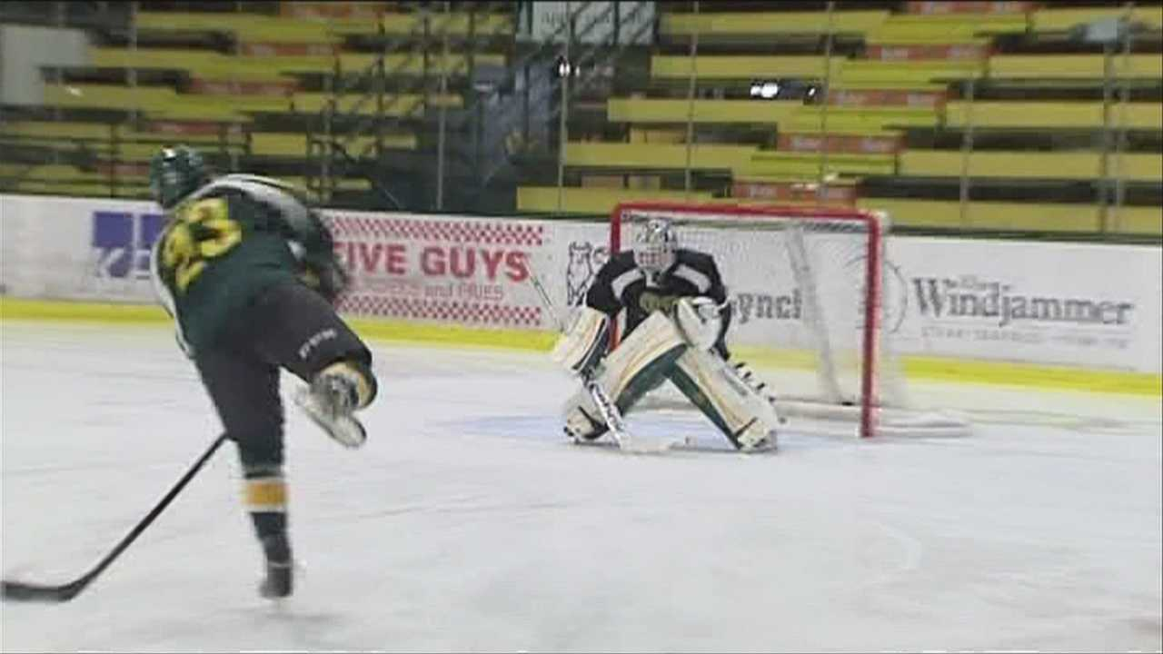 Vermont hosts Media Day at Gutterson Fieldhouse