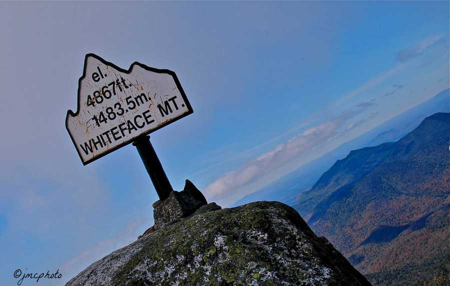 Whiteface Mountain, New York, submitted by Julie Goodblood Clark.