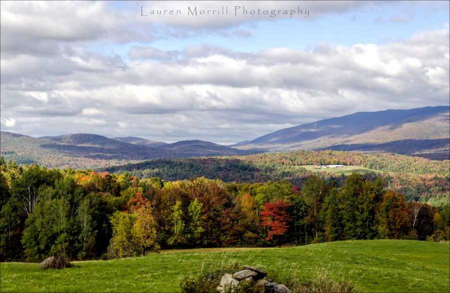 Lincoln, Vermont by Lauren Morrill.