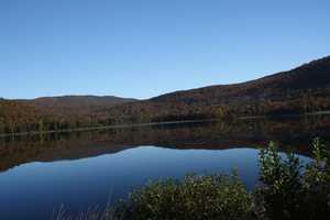 Belvidere Pond, Belvidere, Vt. by Loriann Lagro.