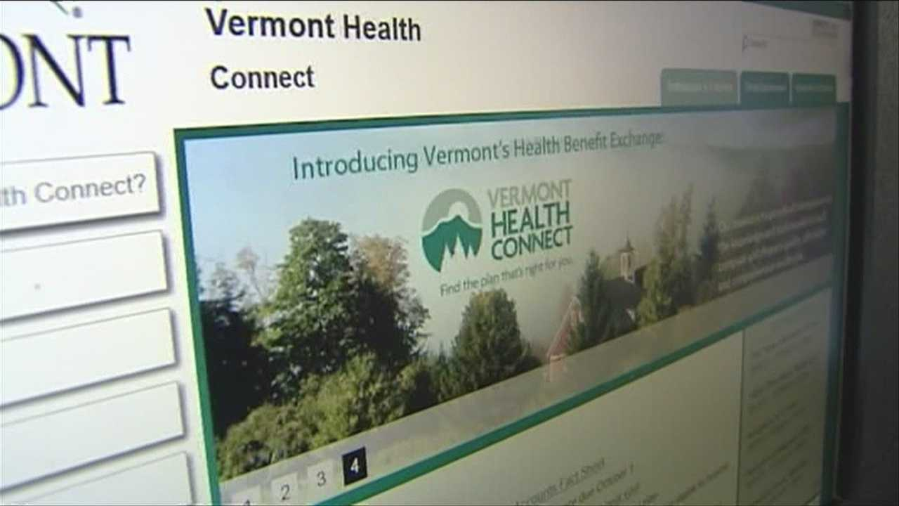 The Vermont Health Connect officially opens Tuesday morning at 9.