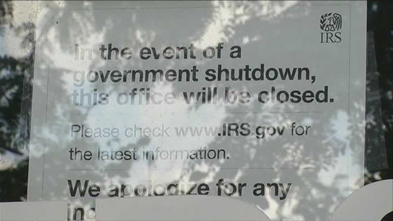 State reacts to federal shutdown