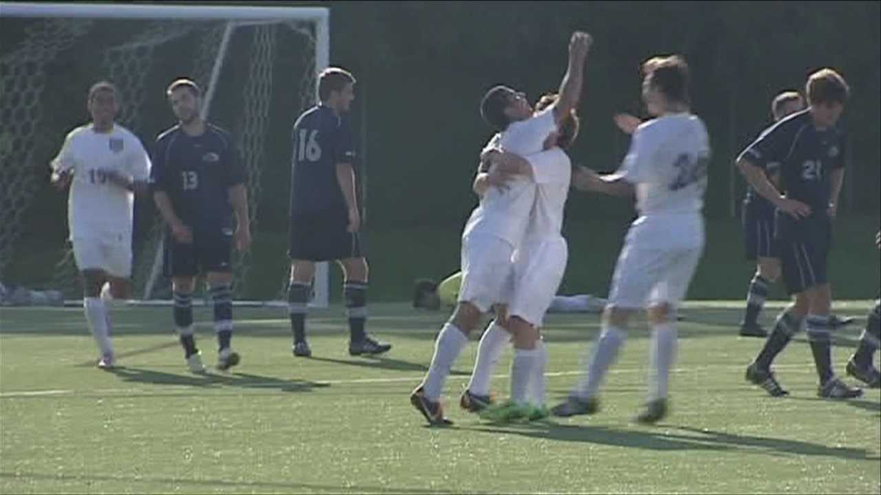 St. Mike's men, and Lake Placid boy's win in overtime, Colchester, Beekmantown, and CVU all get 1-nil wins.