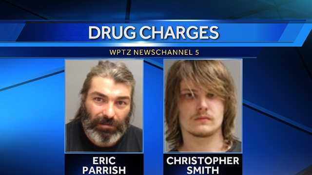 Eric C. Parrish and Christopher C. Smith