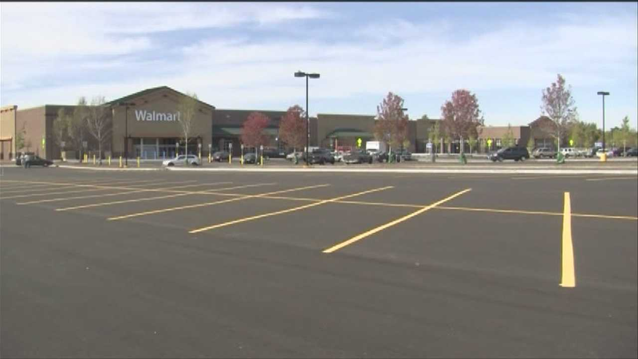 Town officials and residents are excited for the opening of a new Walmart in Franklin County.