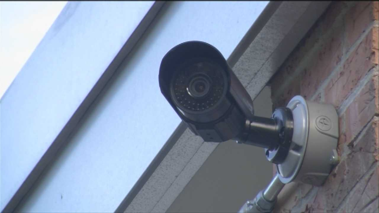 Harwood Union Middle and High School installed eight cameras over the summer, but the school board has yet to turn them on as the American Civil Liberties Union is weighing in on privacy concerns.