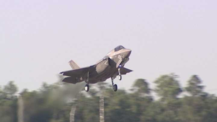 WPTZ gets an expected F-35 timeline from the Pentagon after much sparring between F-35 opponents and Vermont Air National Guard officials over when the new military jet will arrive in Burlington, if at all.