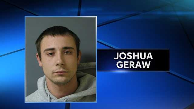Man charged with lewd, lascivious conduct at store
