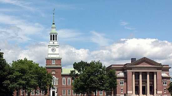 Best Value Colleges - Dartmouth
