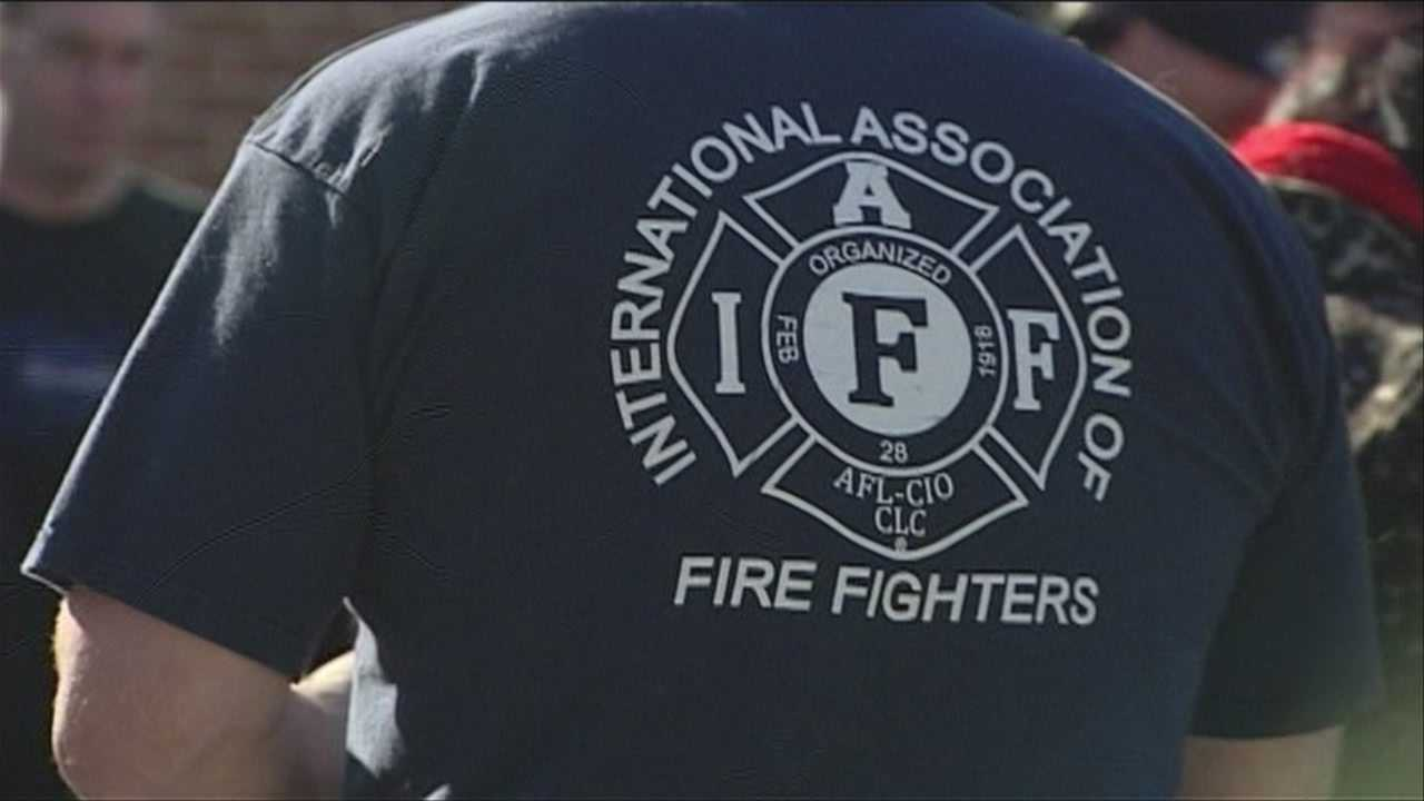 Firefighters union endorses mayoral candidate