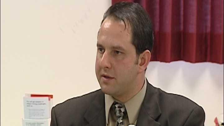 Former City Manager Joshua Handverger